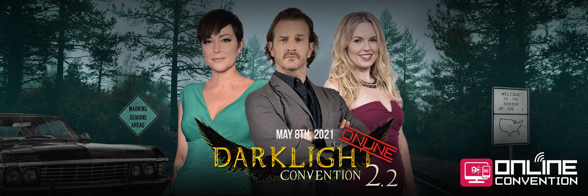 DarkLight Con Online 2 – Part 2
