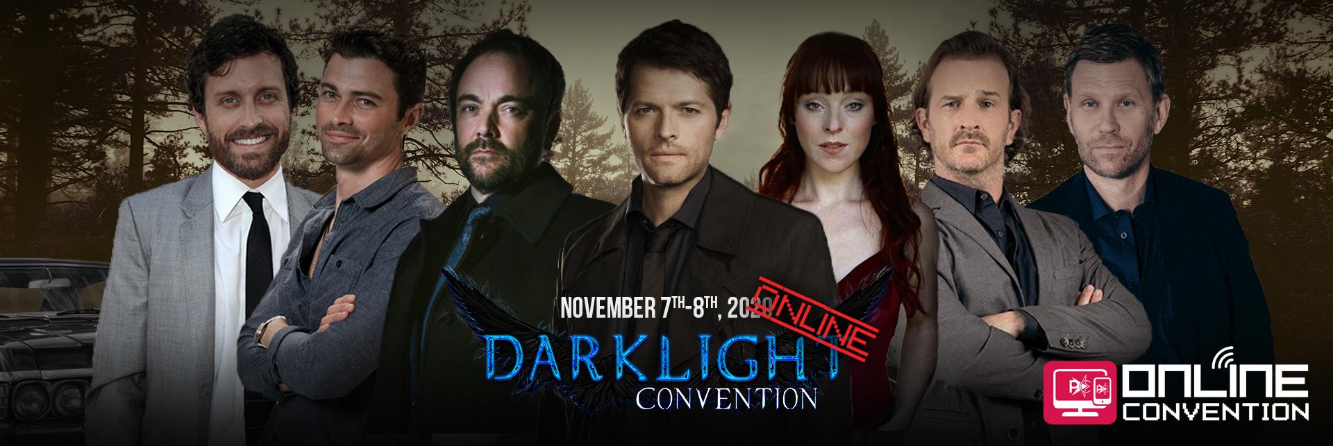 DarkLight Con Online