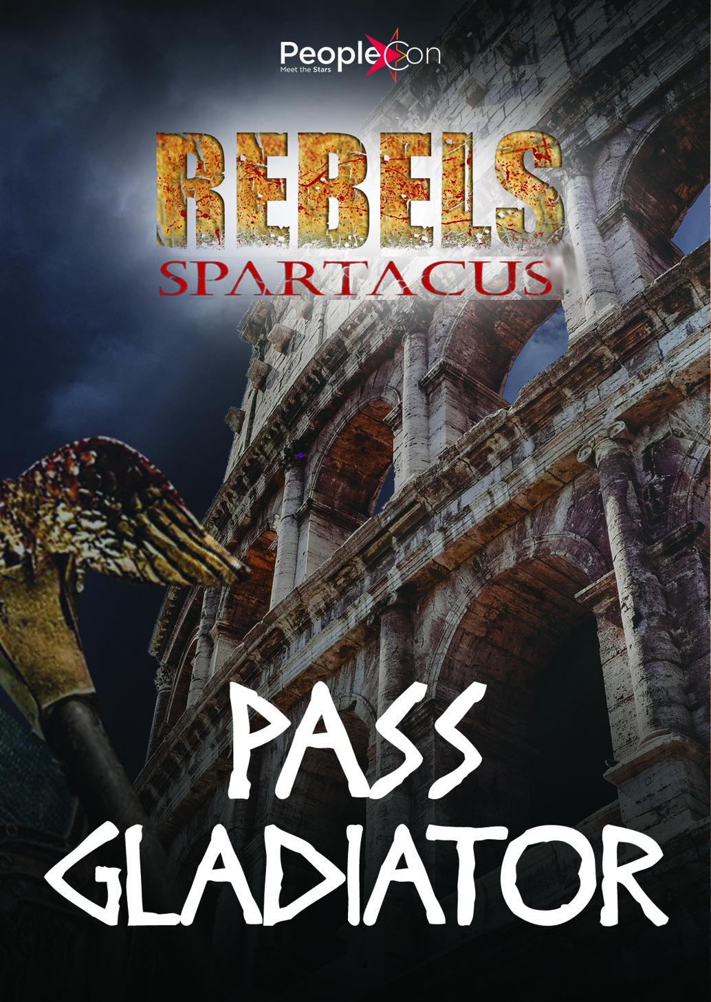 Pass Gladiator