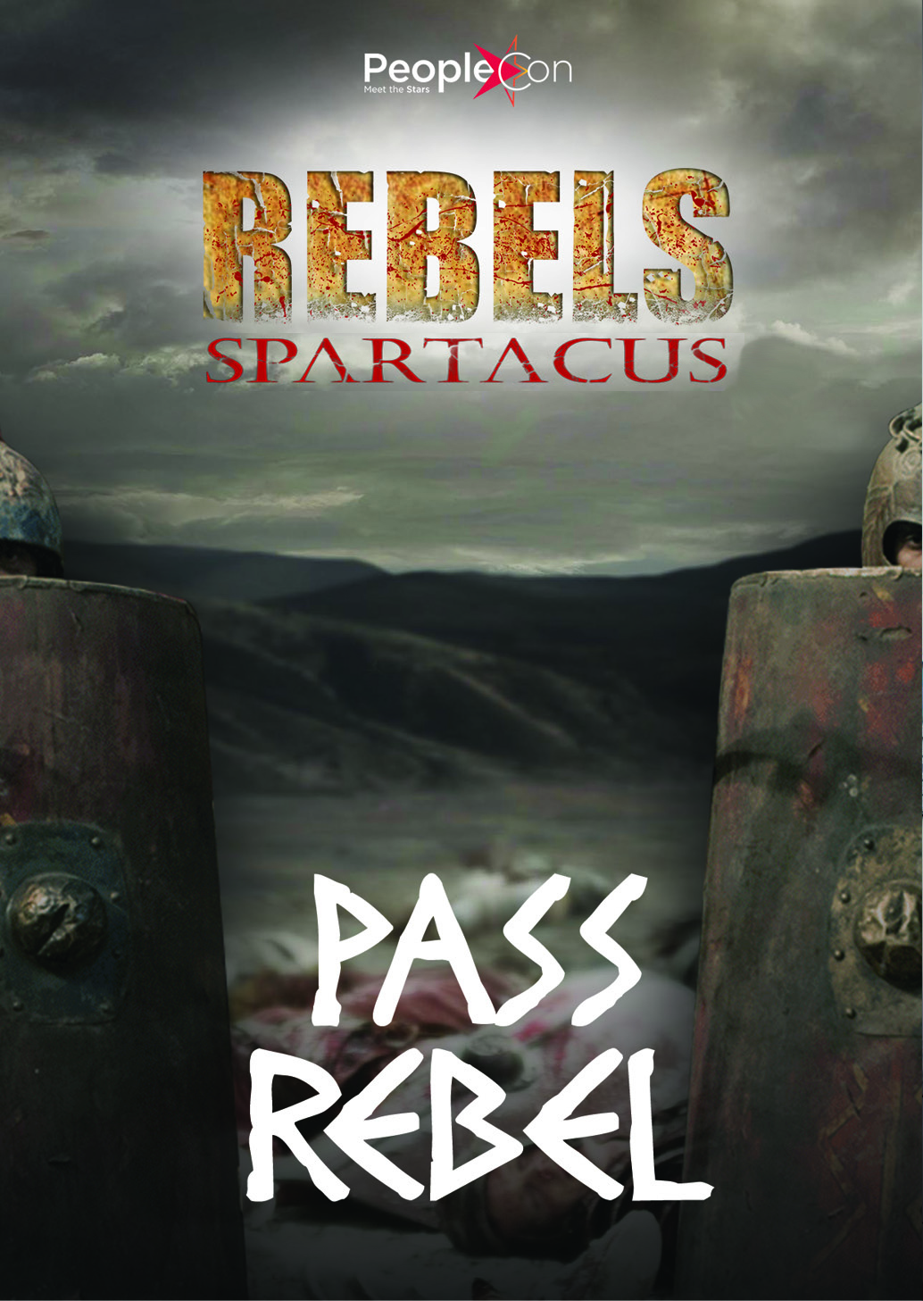 Pass Rebel