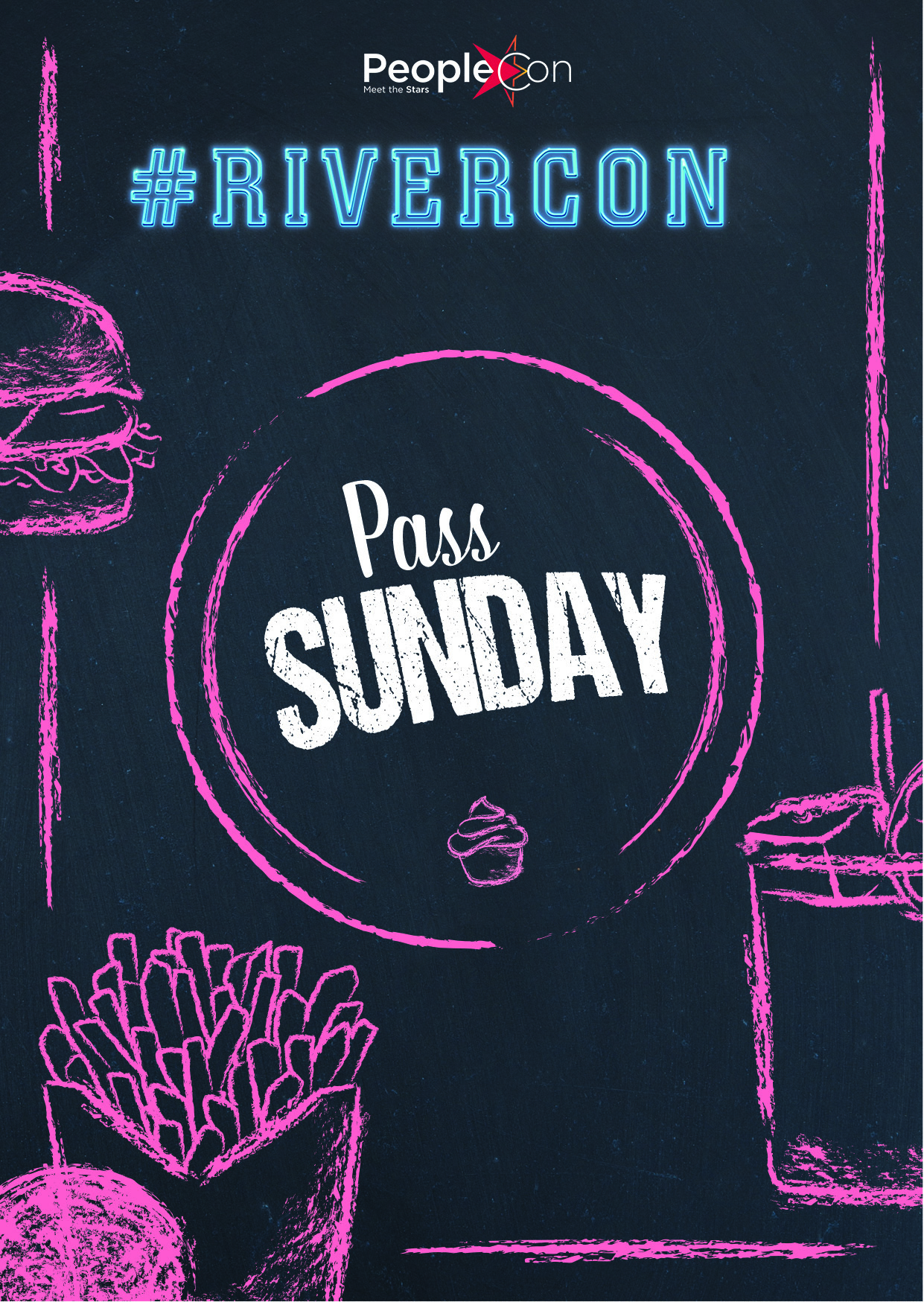 ONE DAY PASS Saturday OR Sunday