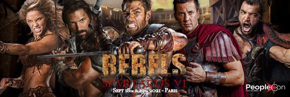 Rebels Spartacus VI