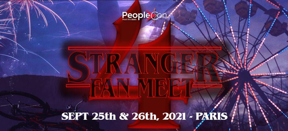 Stranger Fan Meet 4