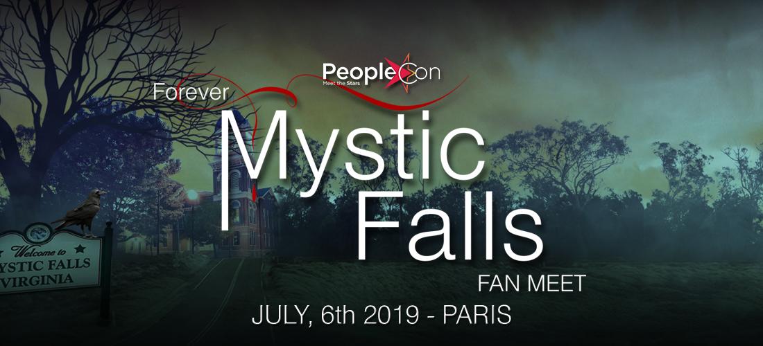 Forever Mystic Falls Fan Meet