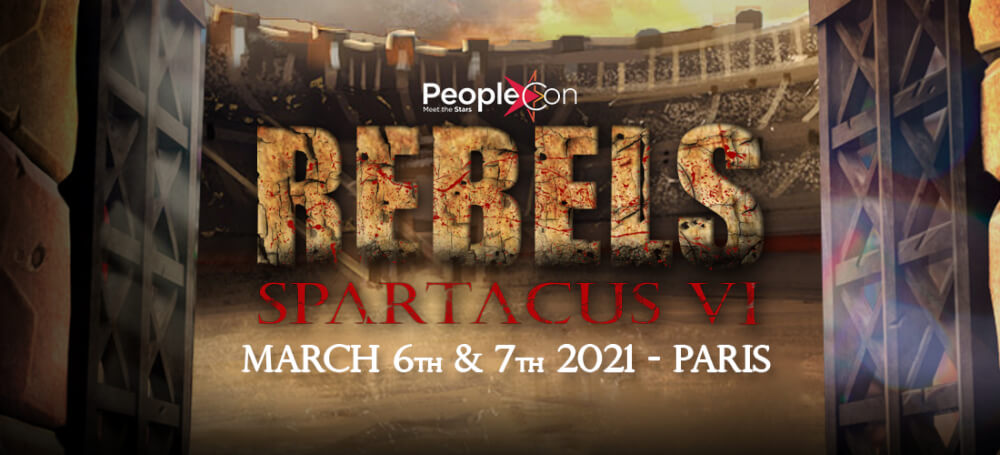 Rebels Spartacus VI